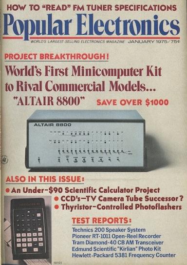 Floppy Days Episode 2 - The Altair 8800