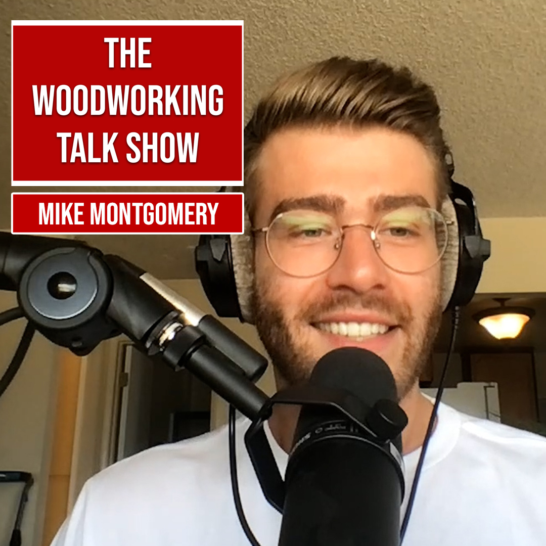Mike Montgomery of Modern Builds: Finding simplicity. (Ep 9) show art