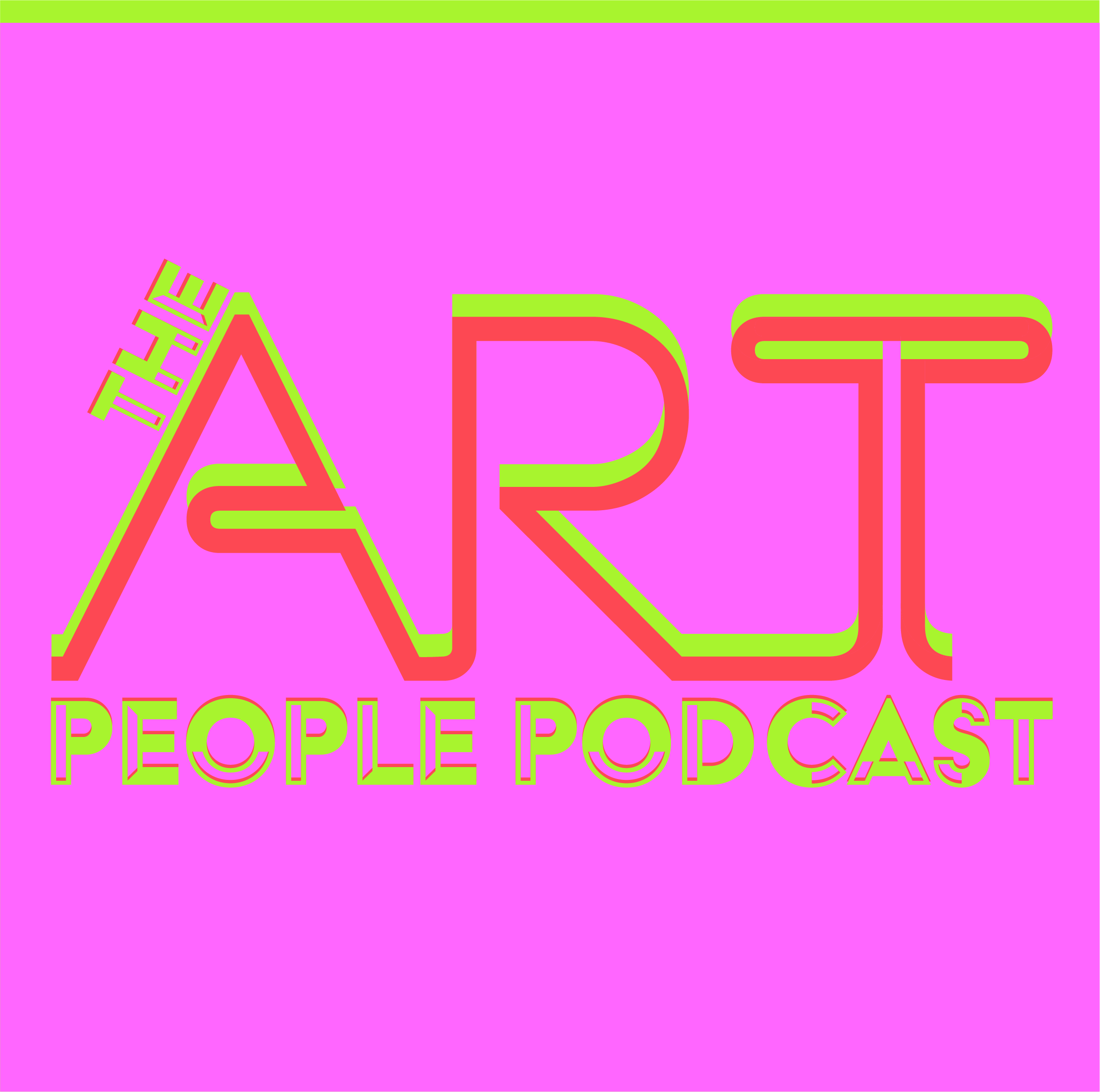 The Art People Podcast show art