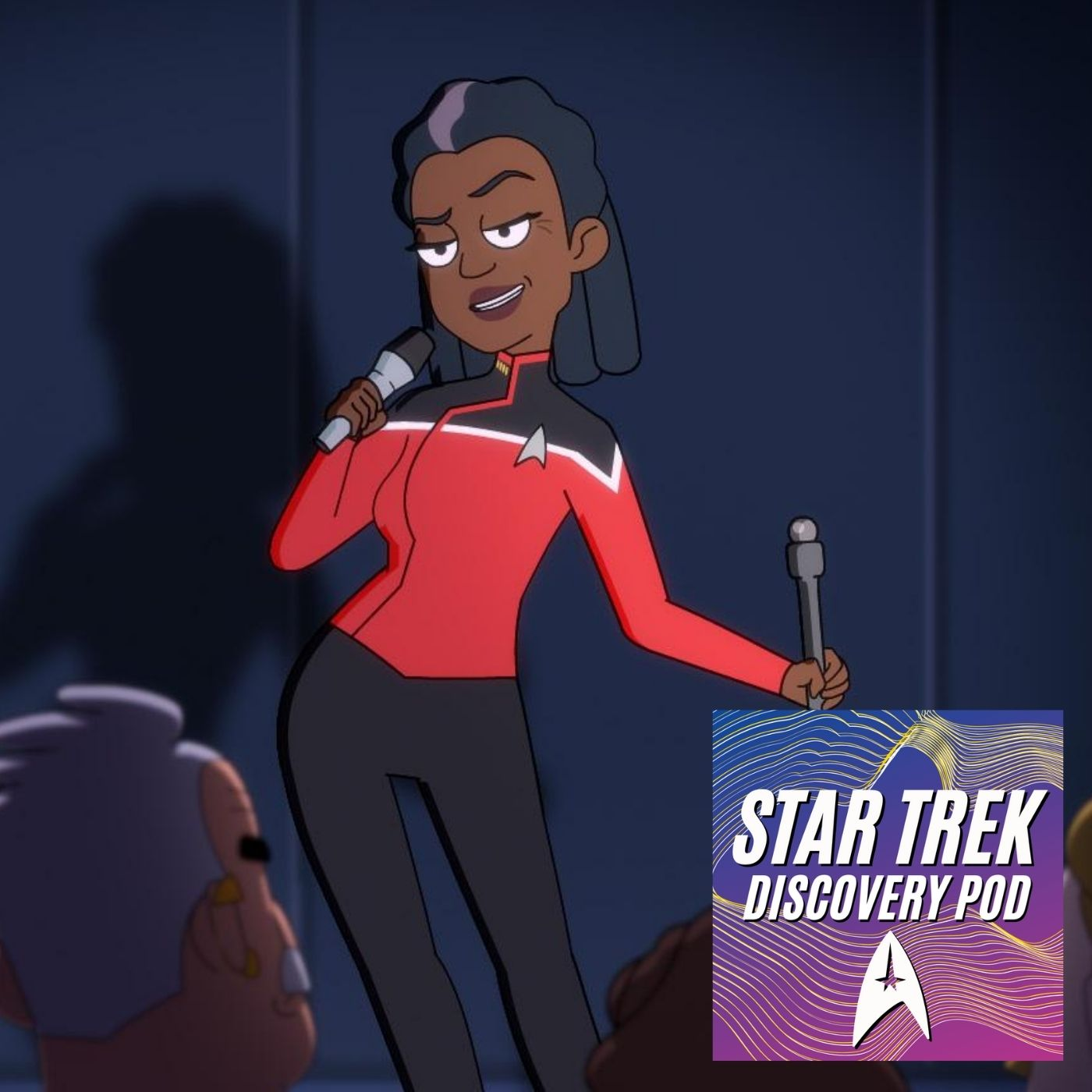 Star Trek: Lower Decks Episode 4 'Moist Vessel' Review (S01E04)