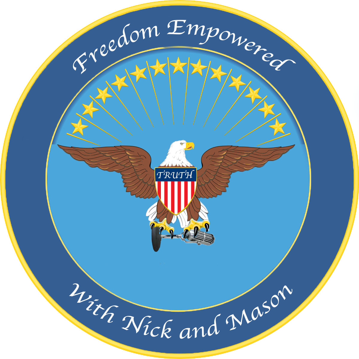 Artwork for Freedom Empowered