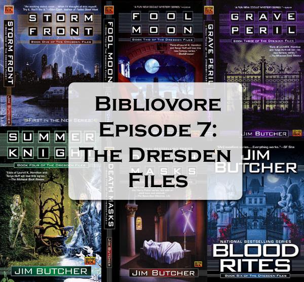 Episode 7 - Dresden Files