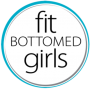 Artwork for The Fit Bottomed Girls Podcast Ep 19 with Molly Sims