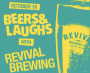 Artwork for Episode 241: Live podcast and tap takeover with @RevivalBrewing