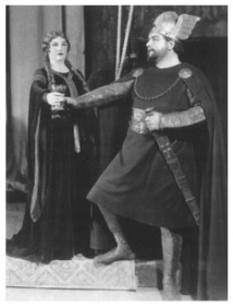 Tristan und Isolde Act Two