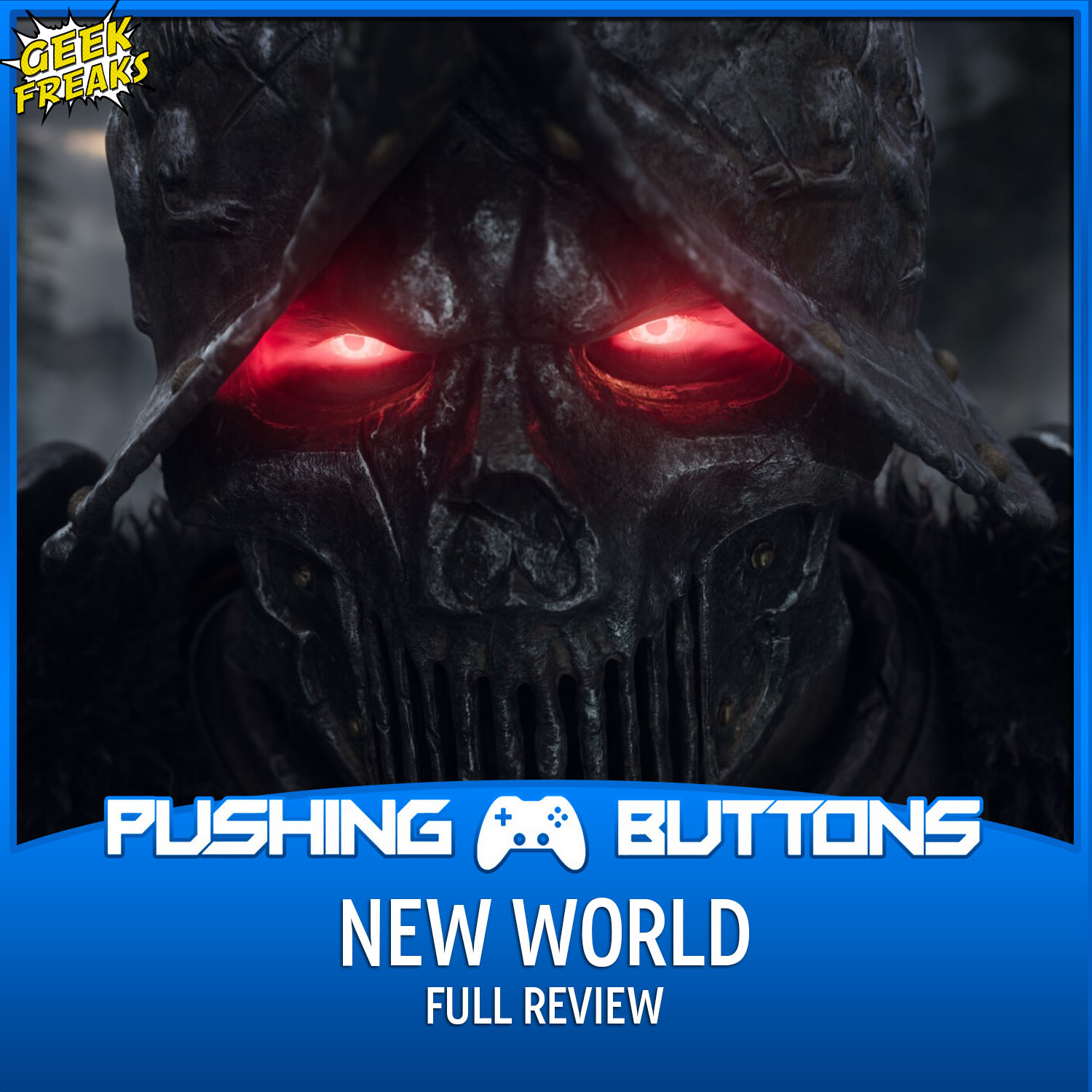 'New World' Full Review - Pushing Buttons show art