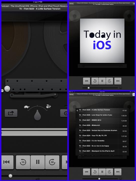 iOS Artwork - iTem 0230 and Episode Transcript