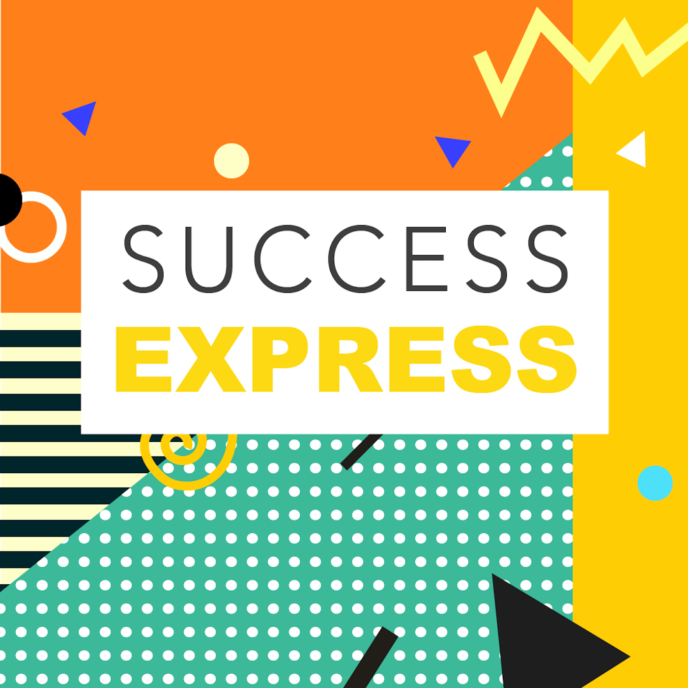 Success Express show art