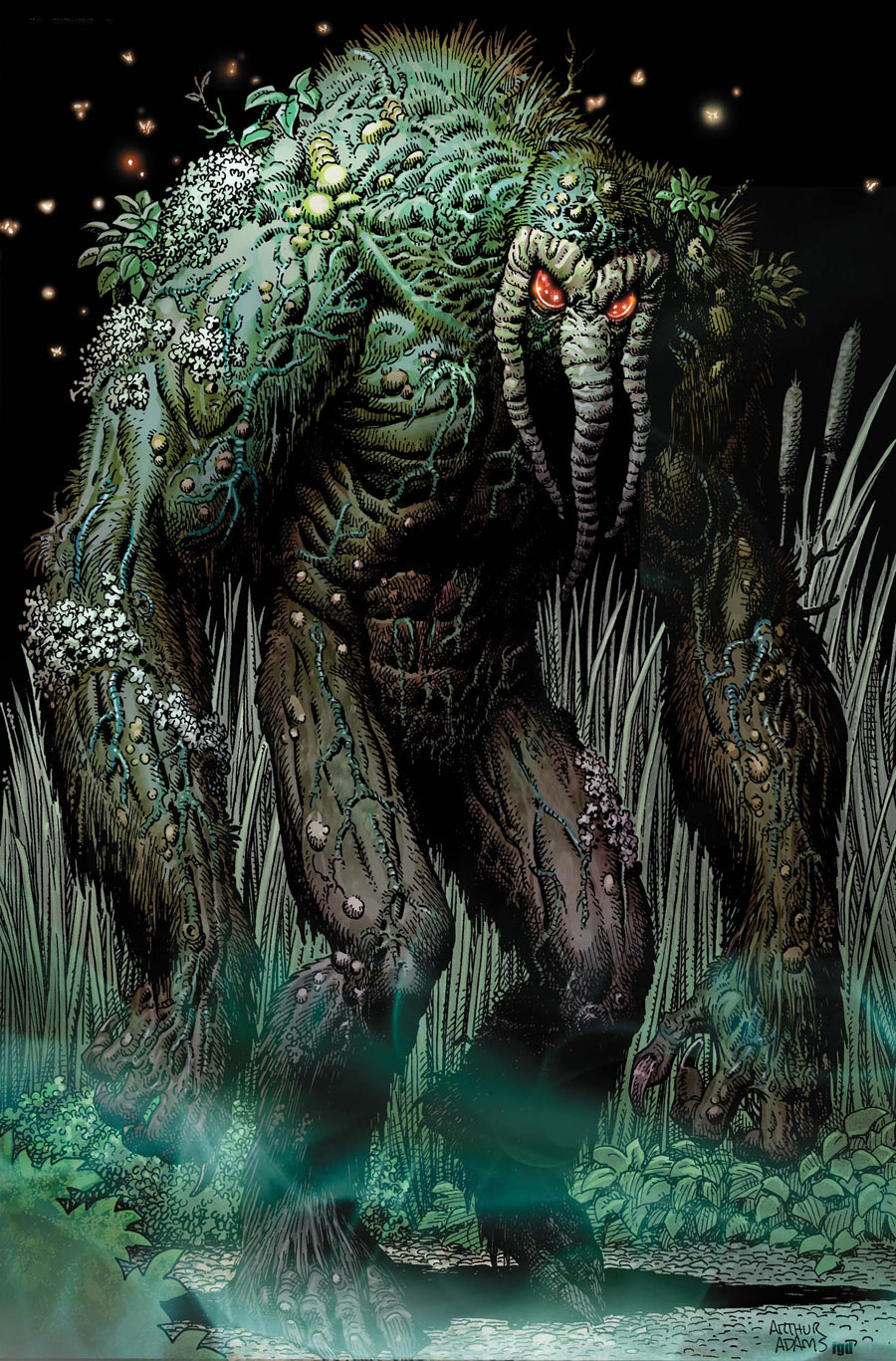 Episode 8 - Man-Thing! or In Retrospect I Don't Think Any Pages Were Missing