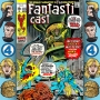 Artwork for Episode 124: Fantastic Four #108 - The Monstrous Mystery of the Nega-Man!