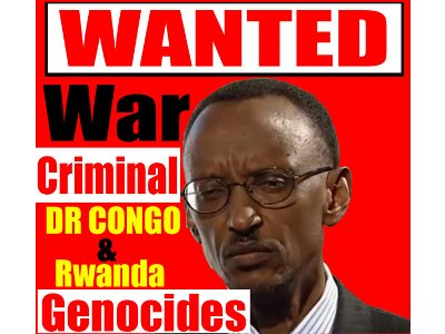 Kagame: Murderer of Millions in Congo and Rwanda