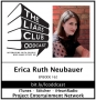 Artwork for The Liars Club Oddcast # 162   Erica Ruth Neubauer, Acclaimed Debut Author