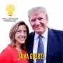 Artwork for 126: How She Went From Reality TV Star To Helping Run Donald Trump's Presidential Campaign | Tana Goertz