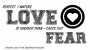 Artwork for Perfect love casts out fear- #58
