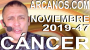Artwork for CANCER NOVIEMBRE 2019 ARCANOS.COM - Horoscopo 17 al 23 de noviembre de 2019 - Semana 47...
