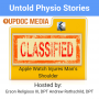 Artwork for Untold Physio Stories 121 - Apple Watch Injures Man's Shoulder