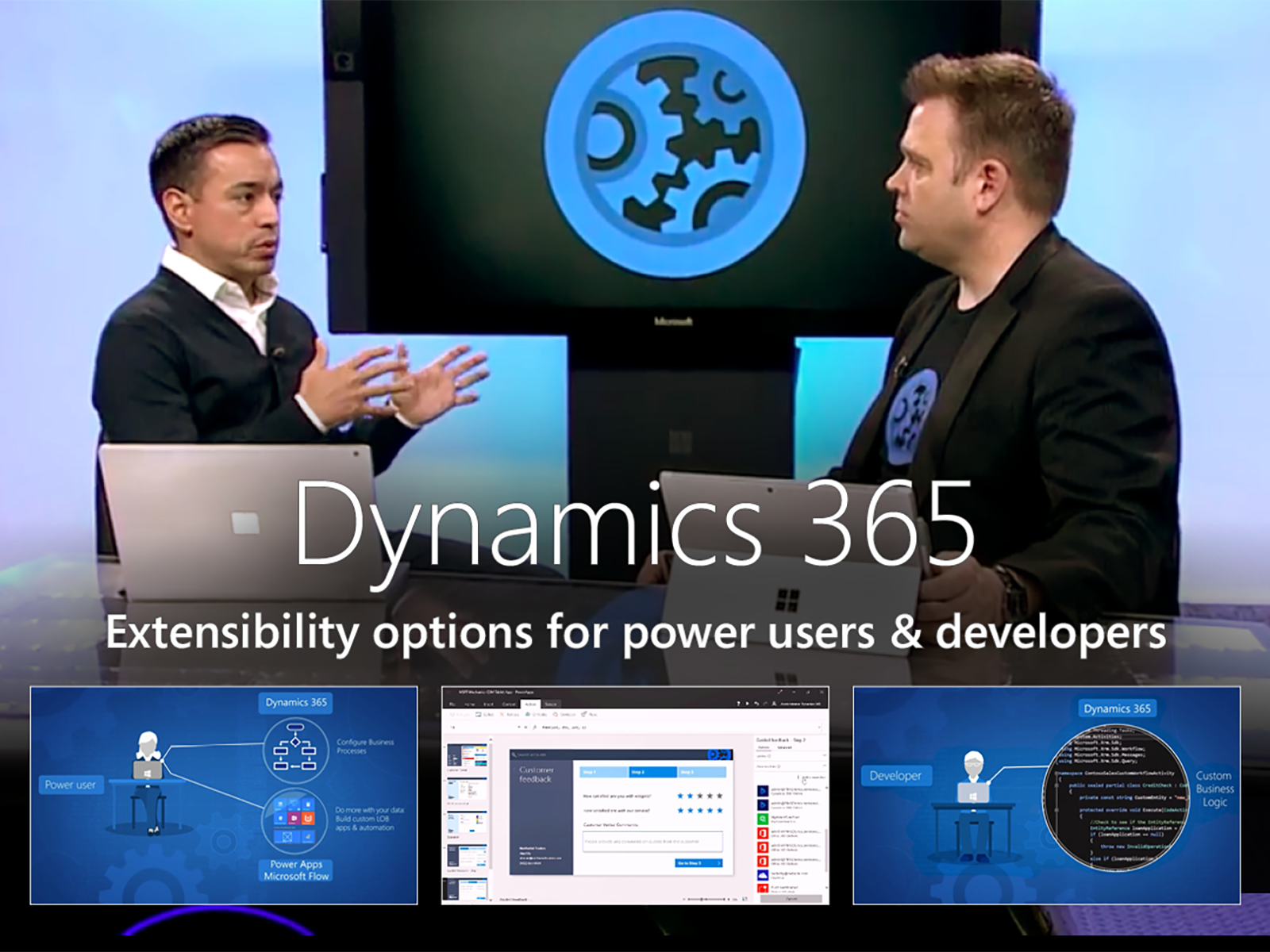Artwork for New Extensibility Options for Dynamics 365