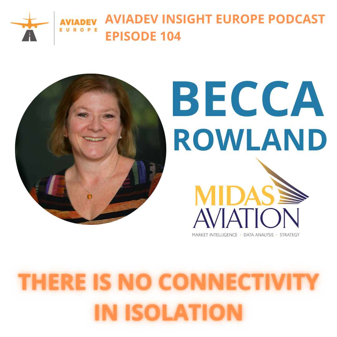 Episode 104. Becca Rowland: There is no connectivity in isolation
