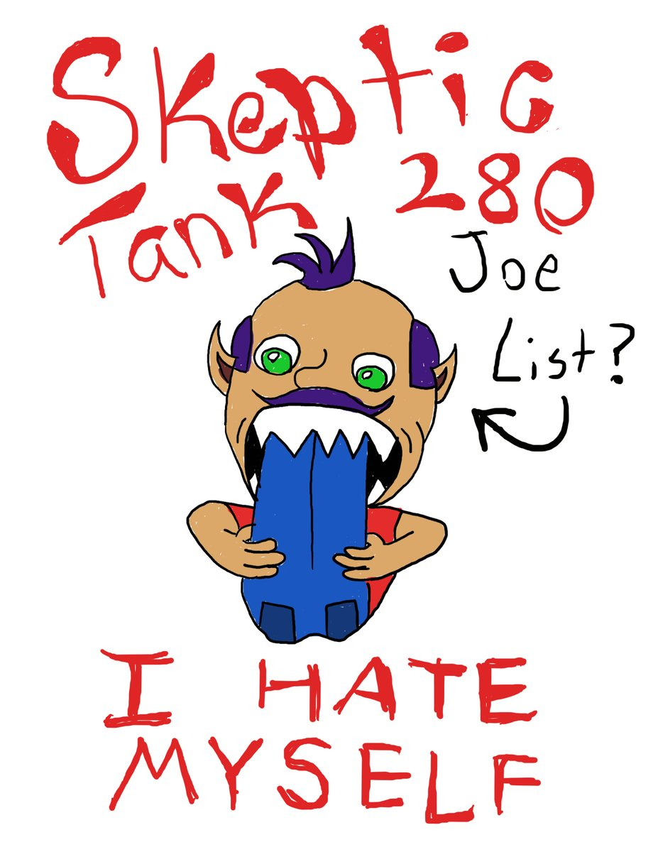 #280: I Hate Myself (@JoeListComedy)