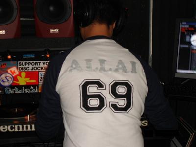DJ Allai - Pakt Mix