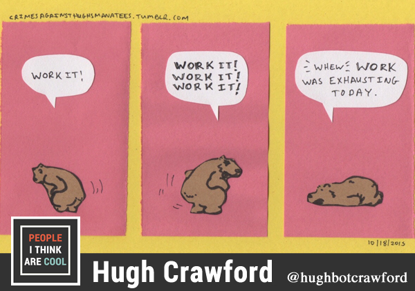 Ep. 68 Hugh Crawford (aka Crimes Against Hugh's Manatees)