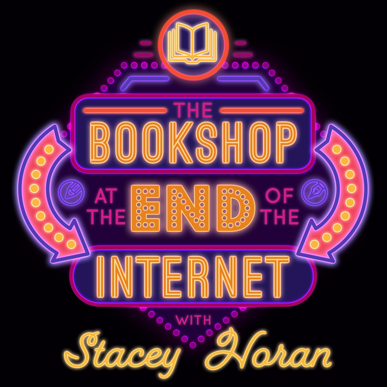 Artwork for Bookshop Interview with Author Christina Benjamin, Episode #002