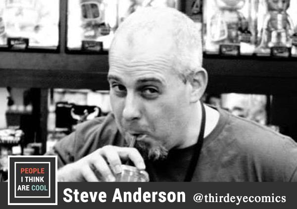 Ep. 43 Steve Anderson