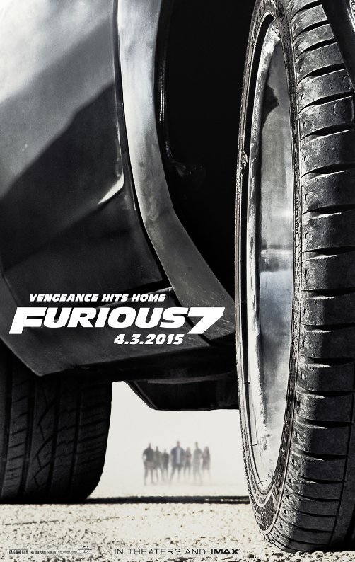 Ep. 129 - Furious 7 (Joy Ride vs. The Italian Job)