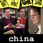 "Episode #107 -- ""China"" (12/2/10)"