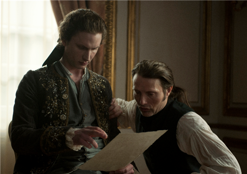 Kasper Leick - Danish Film Editor - Truly Human, Flies on the Wall, Terribly Happy, A Royal Affair