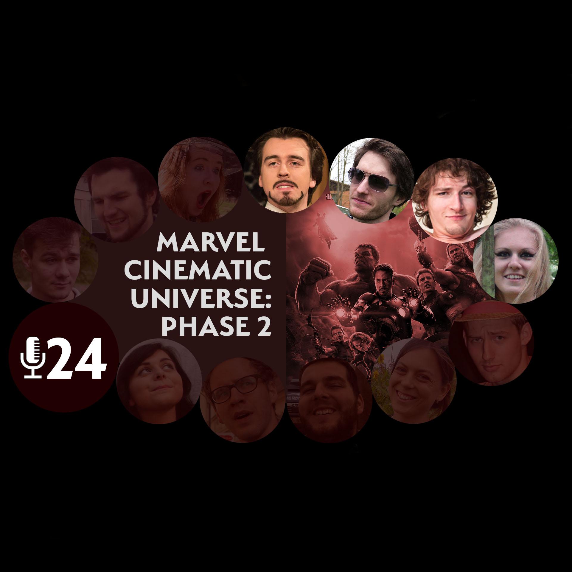 Epizoda 24 - Marvel Cinematic Universe: Phase 2