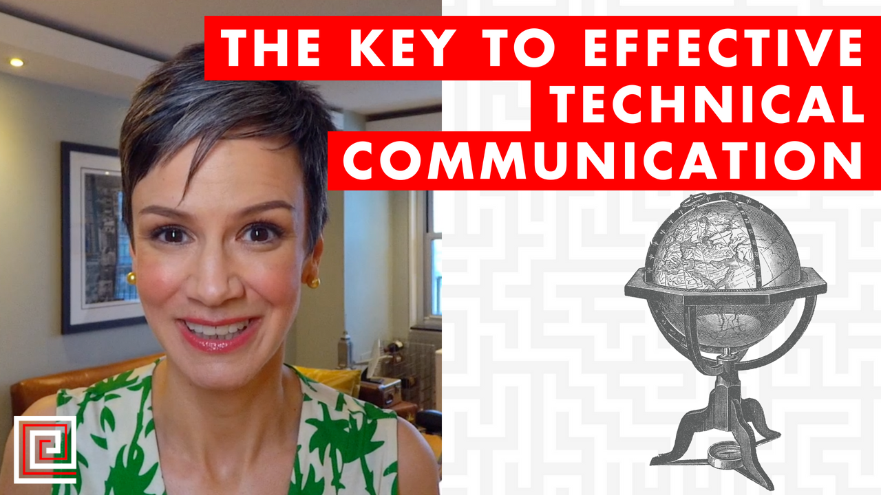 Artwork for EP074: The Key to Effective Technical Communication