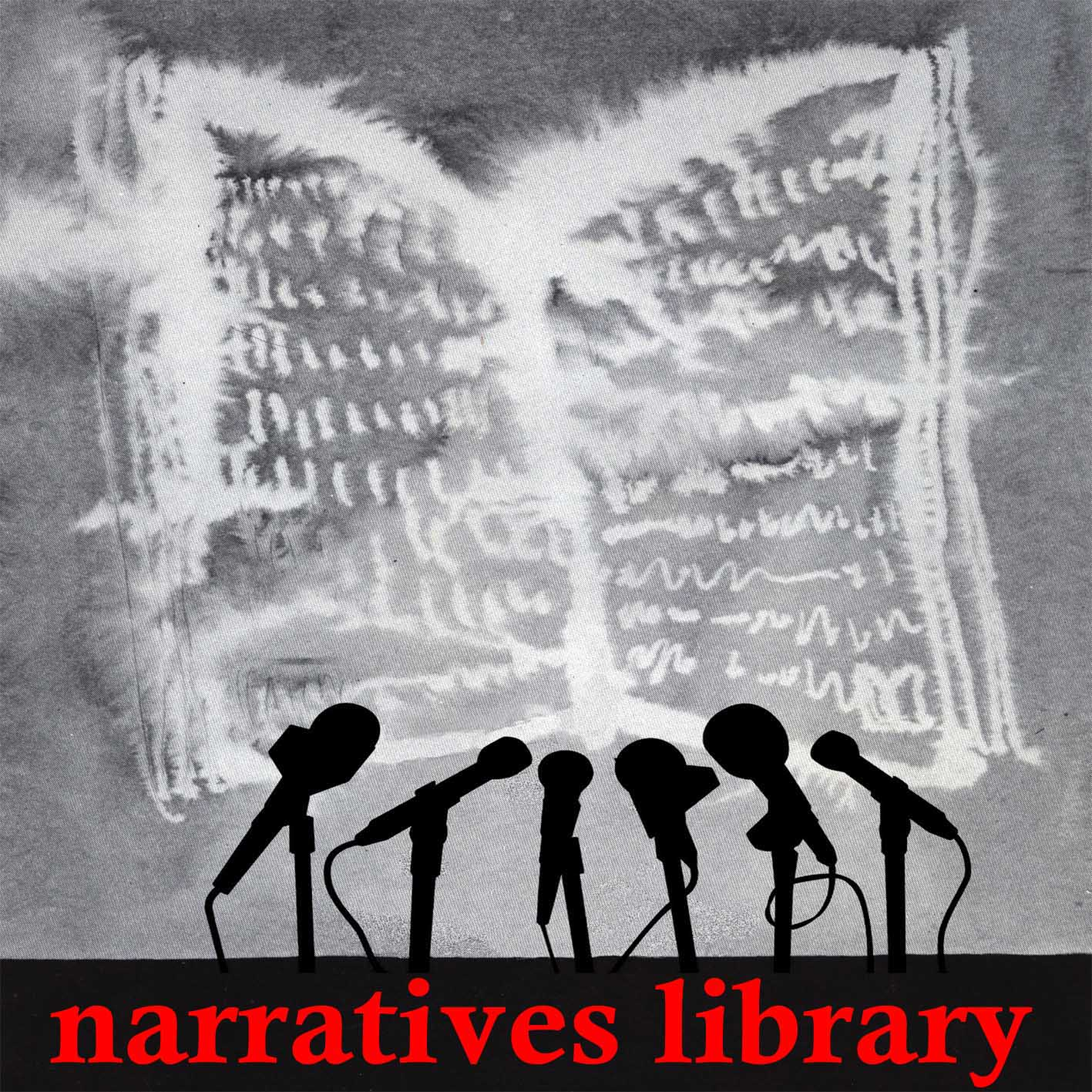 Narratives Library National Edition show art