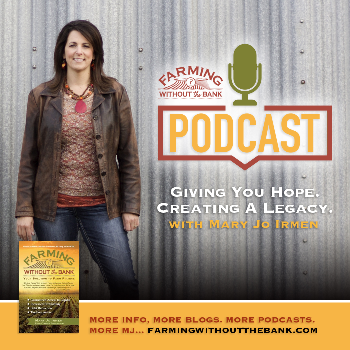 Farming Without the Bank Podcast show art