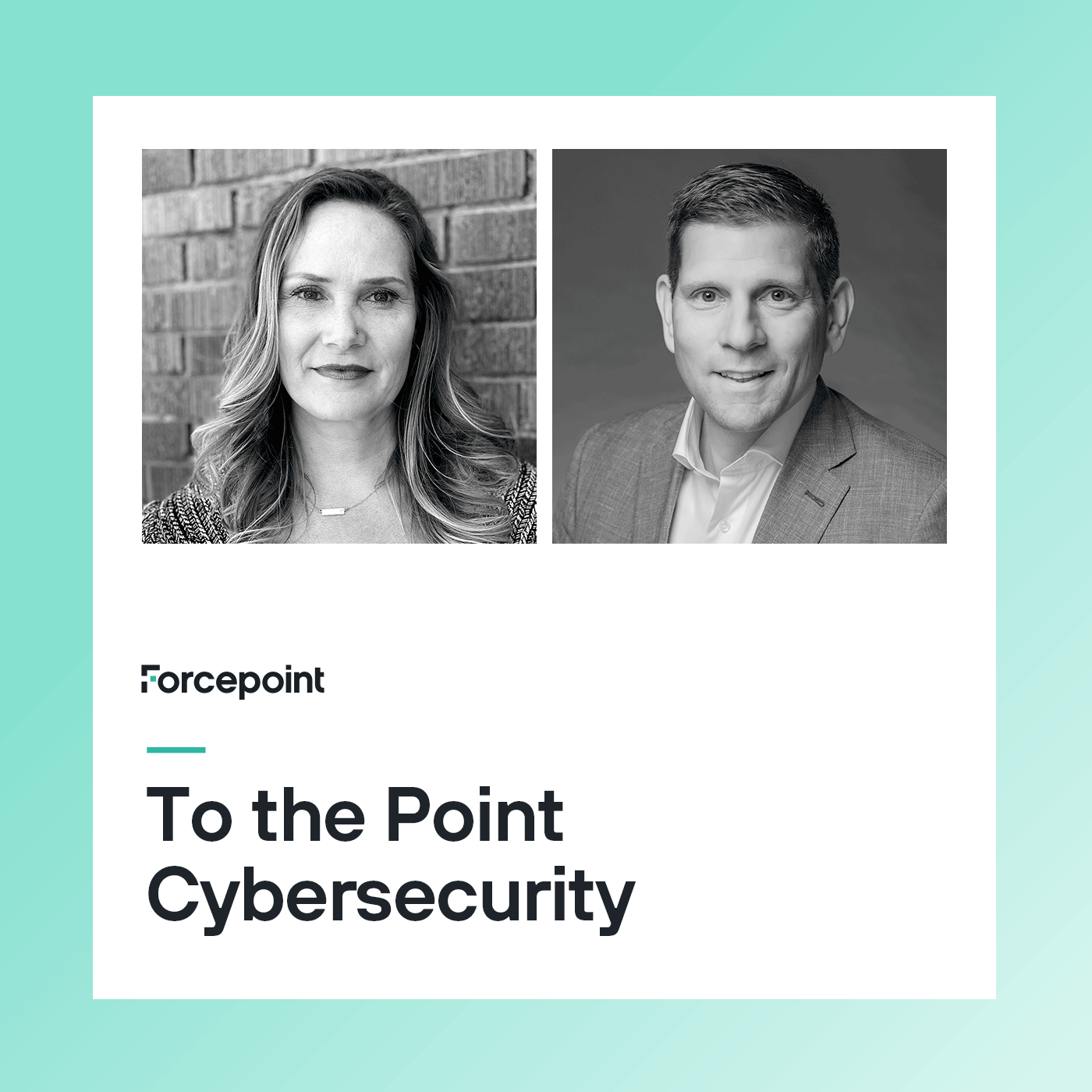 To The Point - Cybersecurity show art