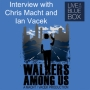 "Artwork for Interview with Cris Macht & Ian Vacek from ""Walkers Among Us"" 10-25-14"