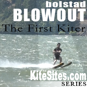 Bolstad Blowout: The First Kiter is Still First