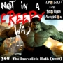 Artwork for NIACW 368 The Incredible Hulk 2008