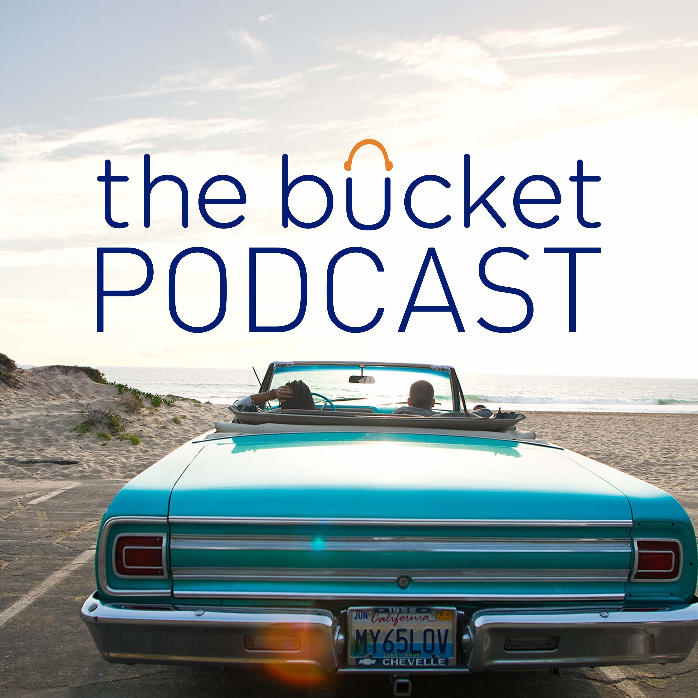 The Bucket Podcast show art