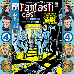 Episode 101: Fantastic Four #87 - The Pride And The Power