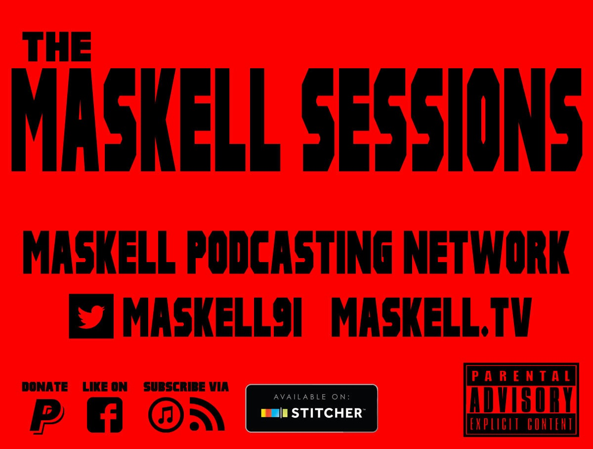 Artwork for The Maskell Sessions - Ep. 119 w/ Matt Marcone