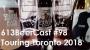 Artwork for #98 - Toronto Touring 2018