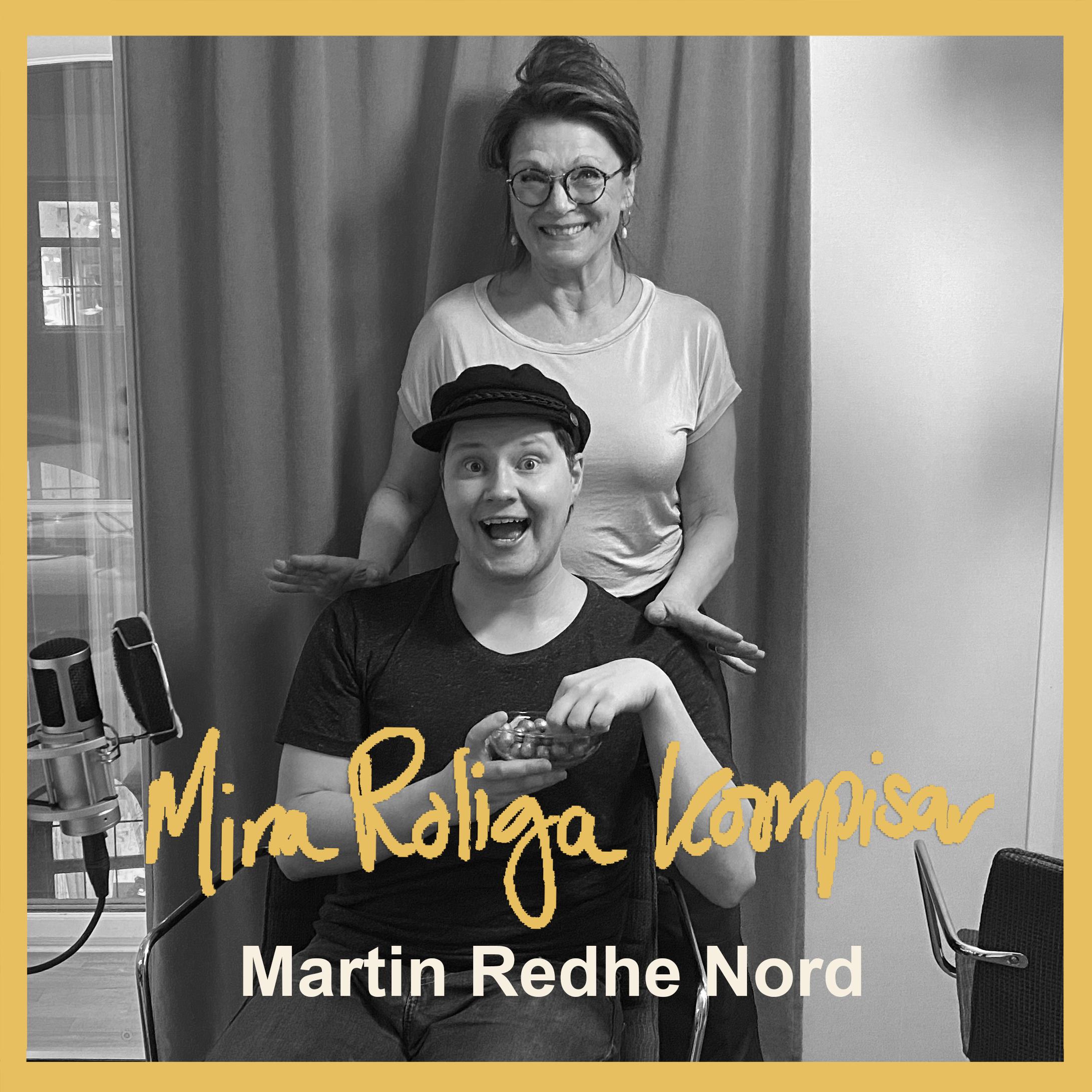 14. Martin Redhe Nord