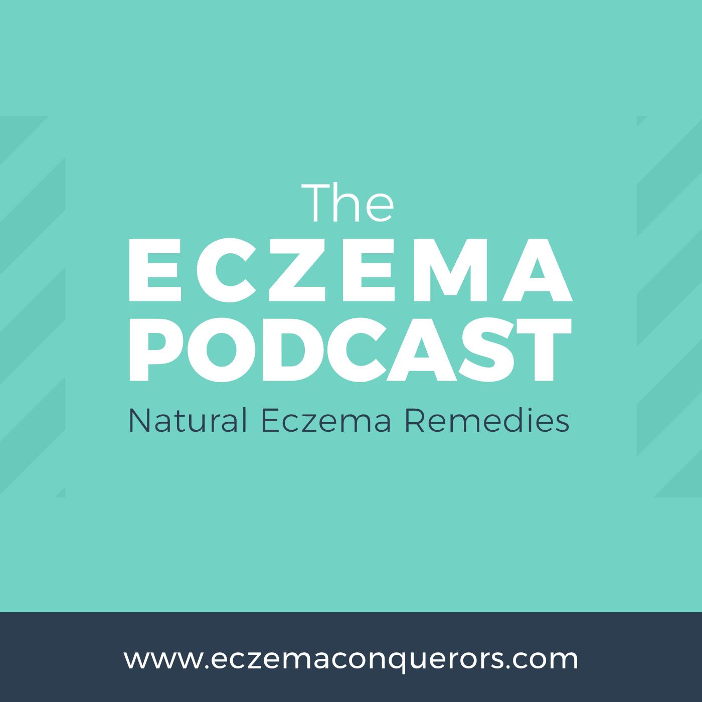 The Eczema Podcast show art
