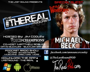 TRR #10 Michael Beck - The Warriors (Swan)