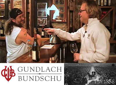 The Wine Dude - Gundlach Bundschu Winery (Video)