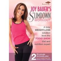 The Today Show's Weight Loss Expert Joy Bauer Shares Fitness Tips From Her New Exercise DVD