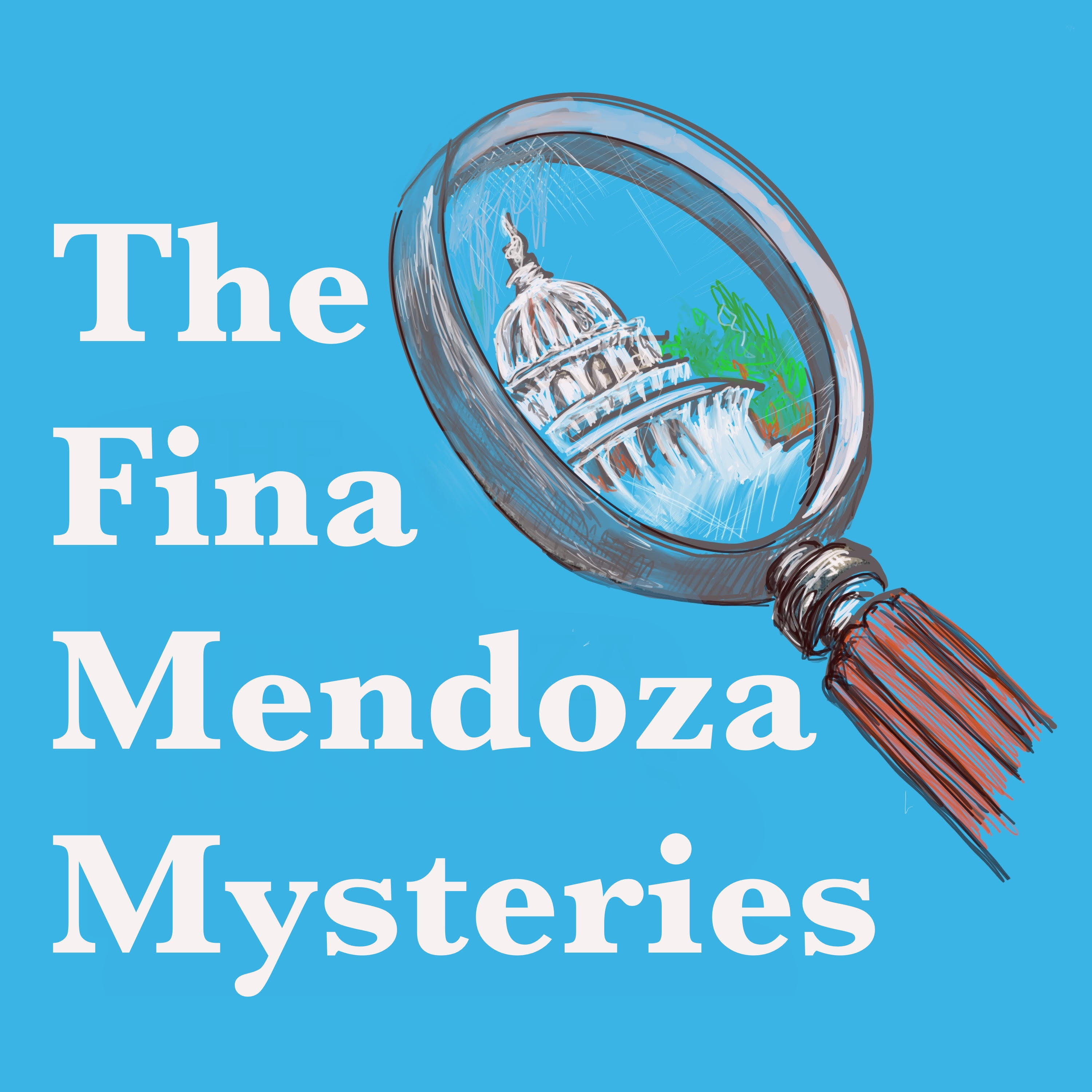 """Artwork for A Preview of """"The Fina Mendoza Mysteries"""""""