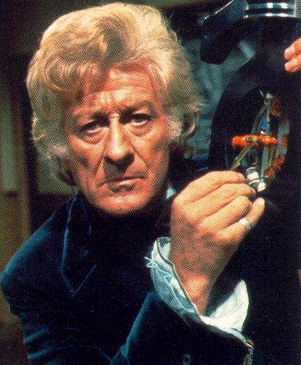 Tim's Take On:Episode 3(The Third Doctor)