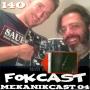 Artwork for FOKCAST 140: Mekanikcast 04: De onvermijdelijke Batpiemel!